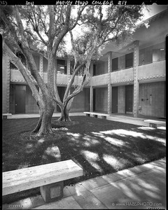 THOMAS-GARRETT HALL, CLAREMONT • HABS