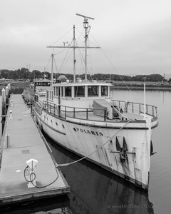 USGS Research Vessel Polaris • HAER