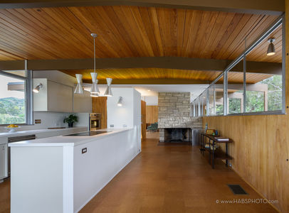 ROBERTS RESIDENCE KITCHEN