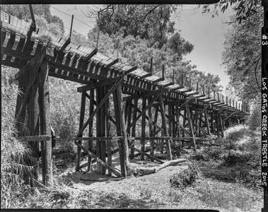 LOS GATOS CREEK TRESTLE