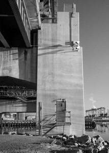 SCHUYLER HEIM BRIDGE DETAIL • HAER PHOTOGRAPHY