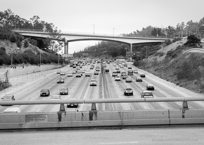 MULHOLLAND BRIDGE ACROSS SR 405 • HAER PHOTOGRAPH