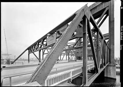 SCHUYLER HEIM BRIDGE NORTH PORTAL • HABS
