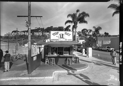TOP HAT CAFE, VENTURA • HABS