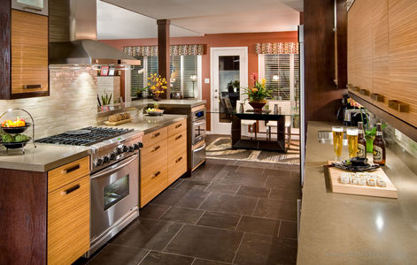 ZEBRAWOOD KITCHEN