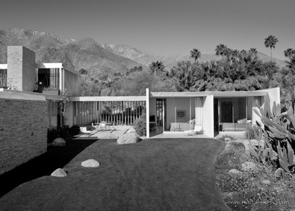 KAUFMANN HOUSE, PALM SPRINGS • HABS